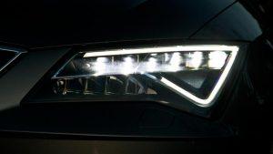 Faros LED Seat León
