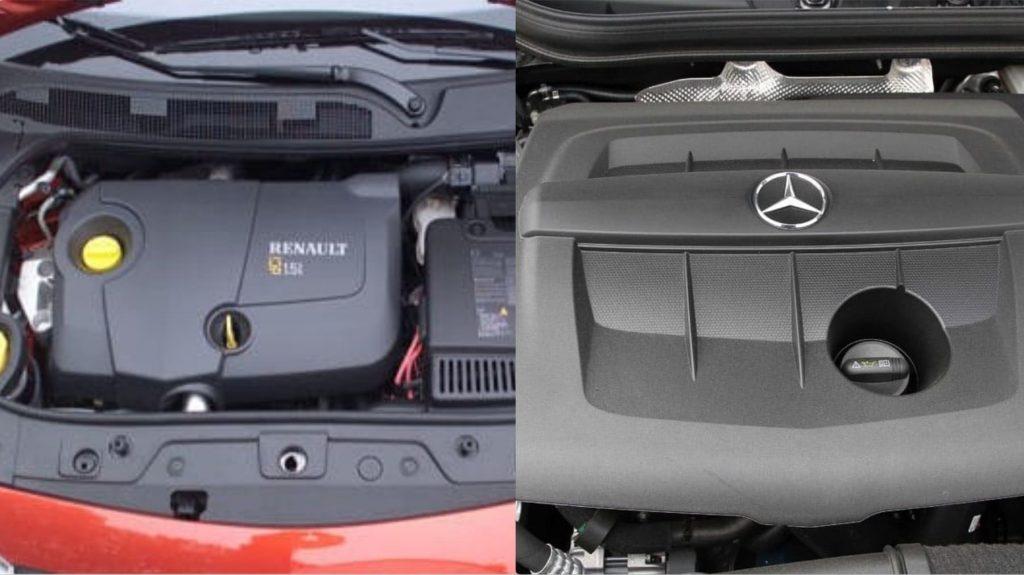 Motor diésel Clase A
