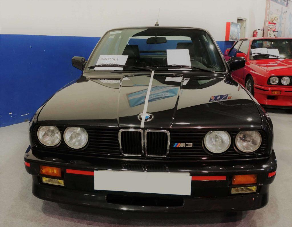 BMW ME E30 Coupe