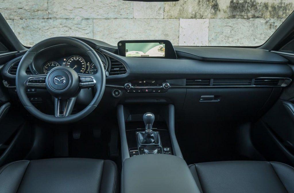 Interior Mazda 3