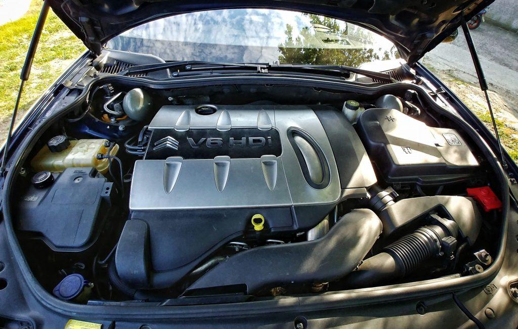 Motor 2.7 HDI V6 Citroen C6