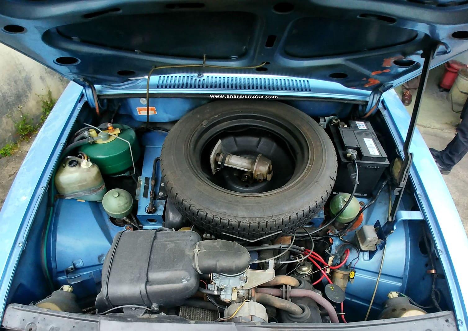 Motor Citröen GS Palas