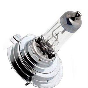 Lámpara halógena H7 55W