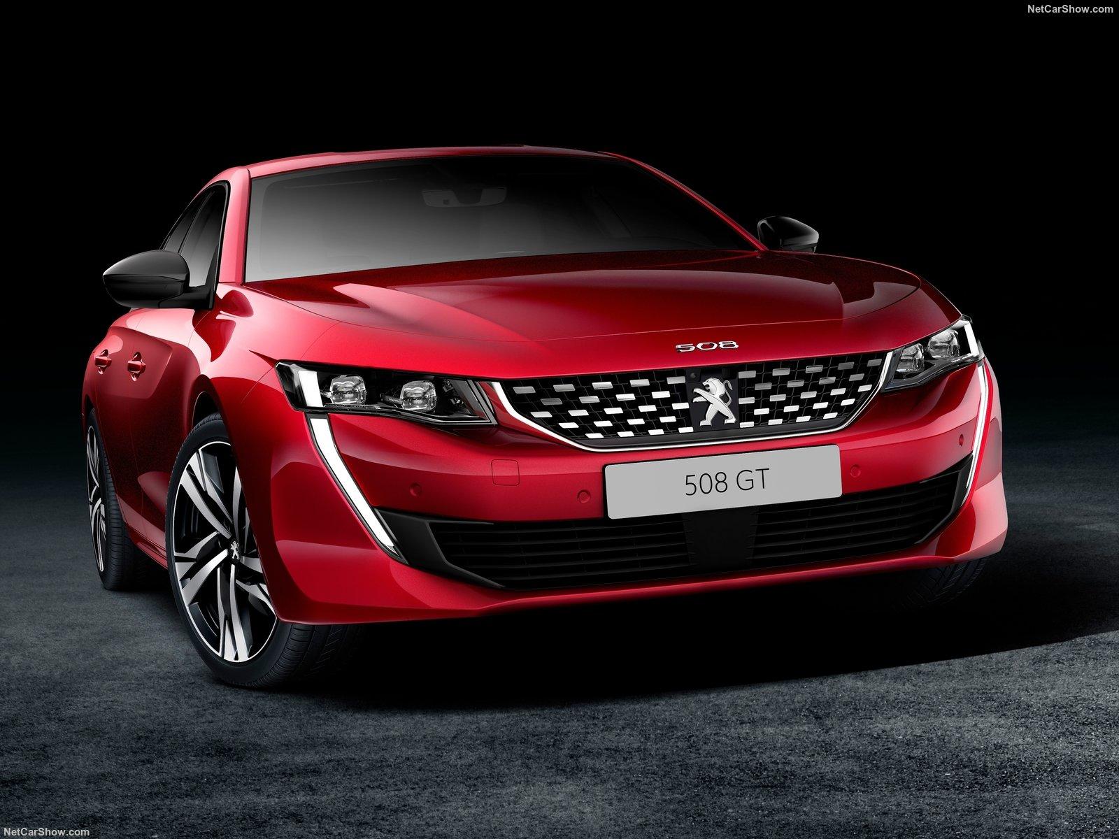 Nuevo Peugeot 508 ¿Renacimiento de las berlinas?