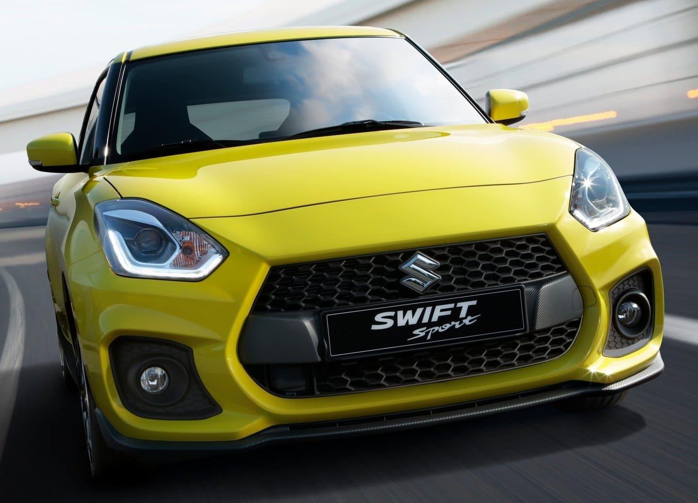 Suzuki Swift Sport: lobo con piel de cordero