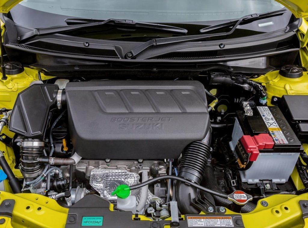 Motor 1.4 Turbo Suzuki Swift Sport