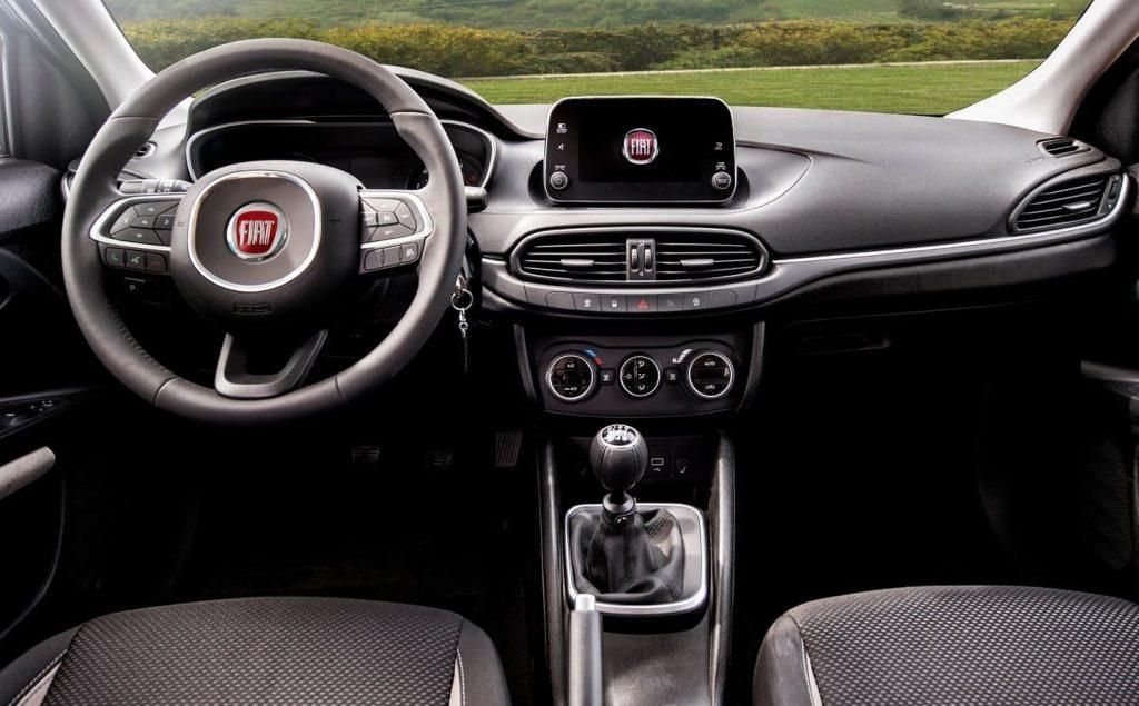 Fiat Tipo interior