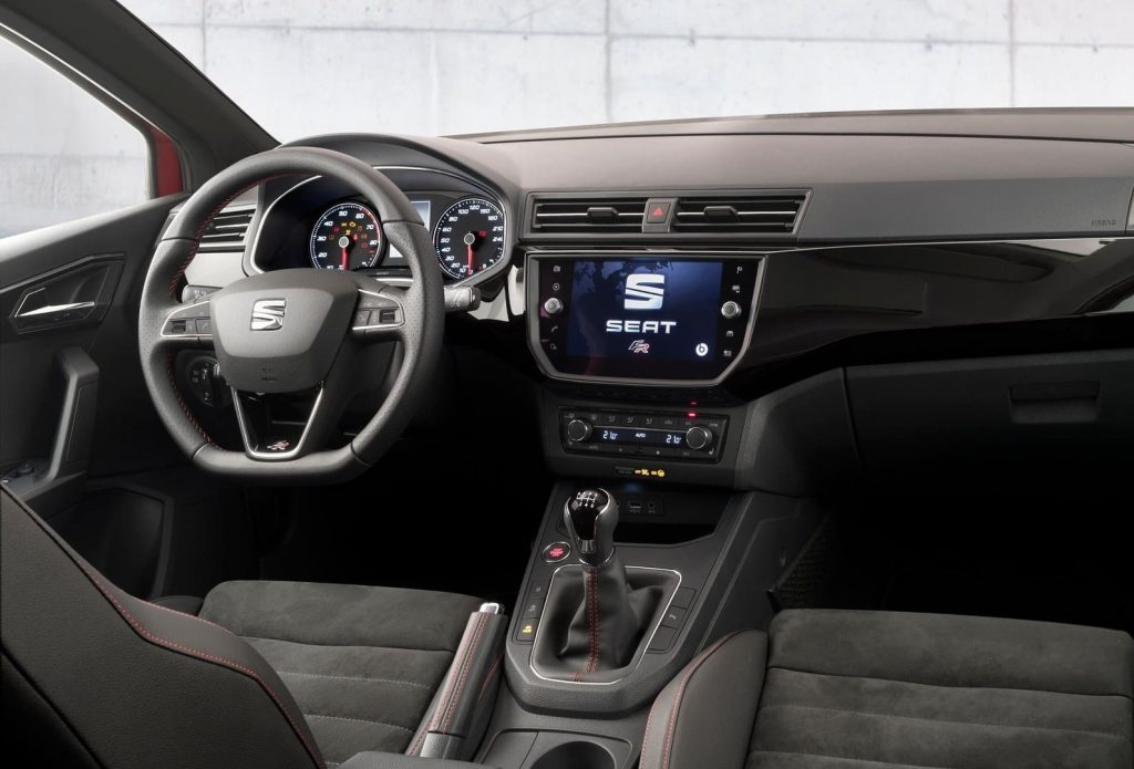 Interior Seat Ibiza