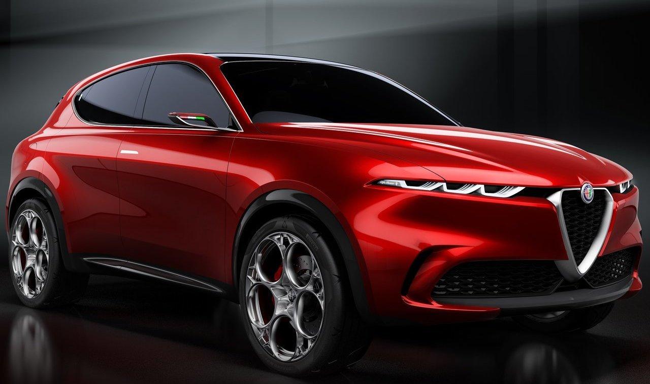 El Alfa Romeo Tonale Concept es una auténtica obra de arte