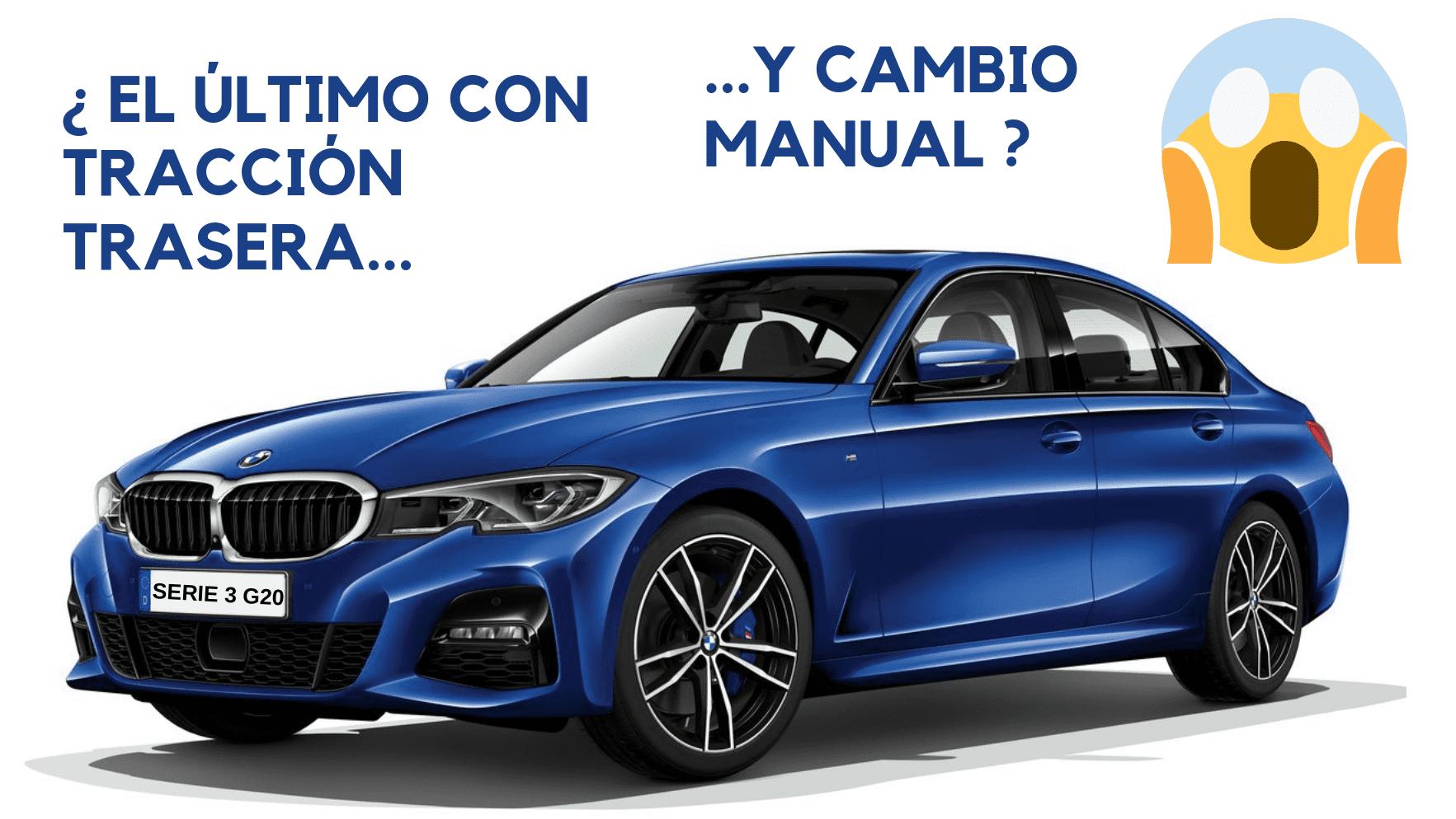 BMW Serie 3 G20: ¿El último Serie 3 auténtico?