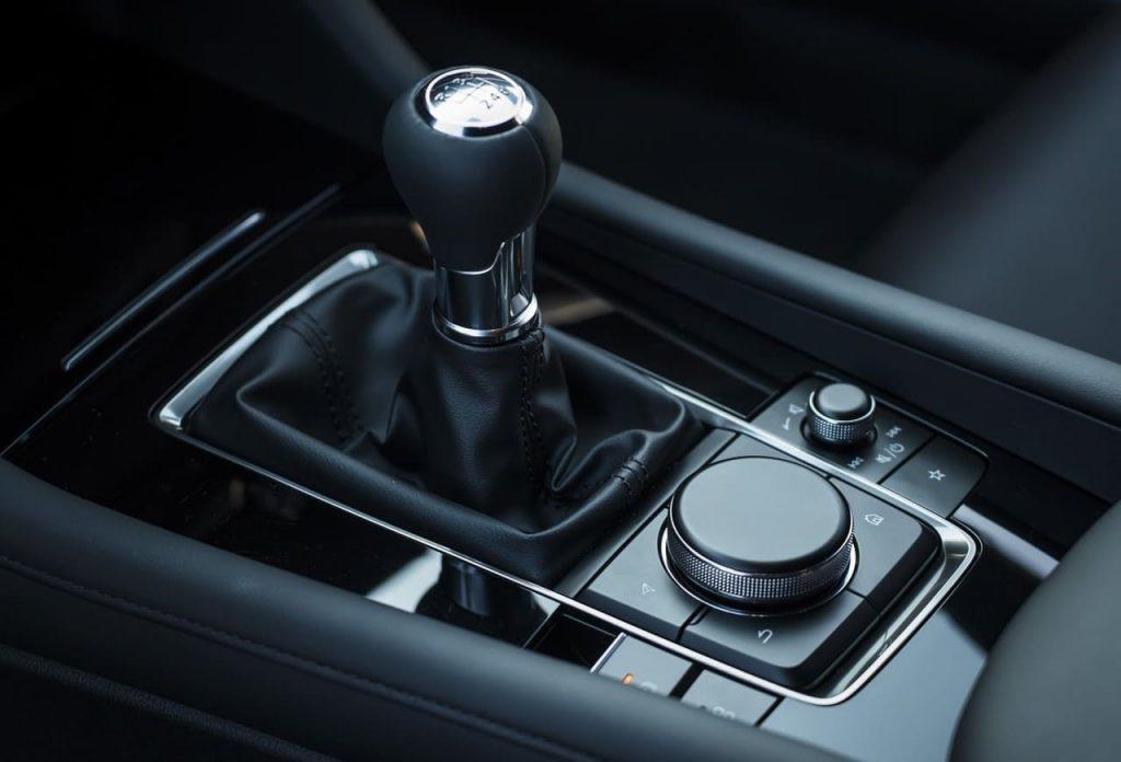 Cambio manual Mazda