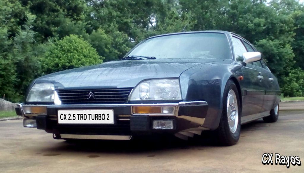 Citröen CX 2.5 TRD Turbo 2