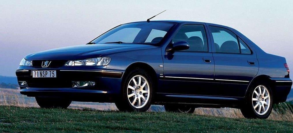 Peugeot 406 2.0 HDI 110