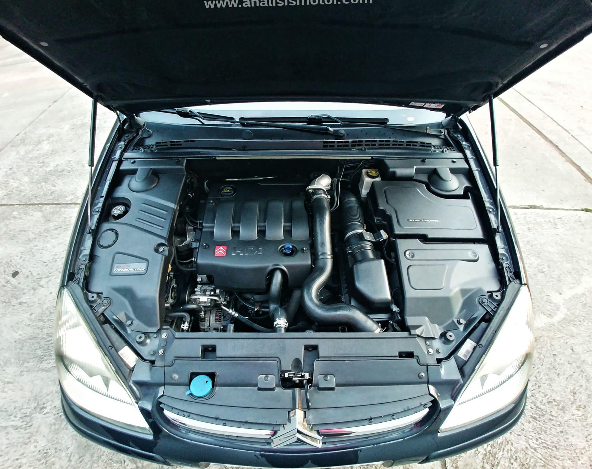 Motor 2.0 HDI 110 Citröen C5
