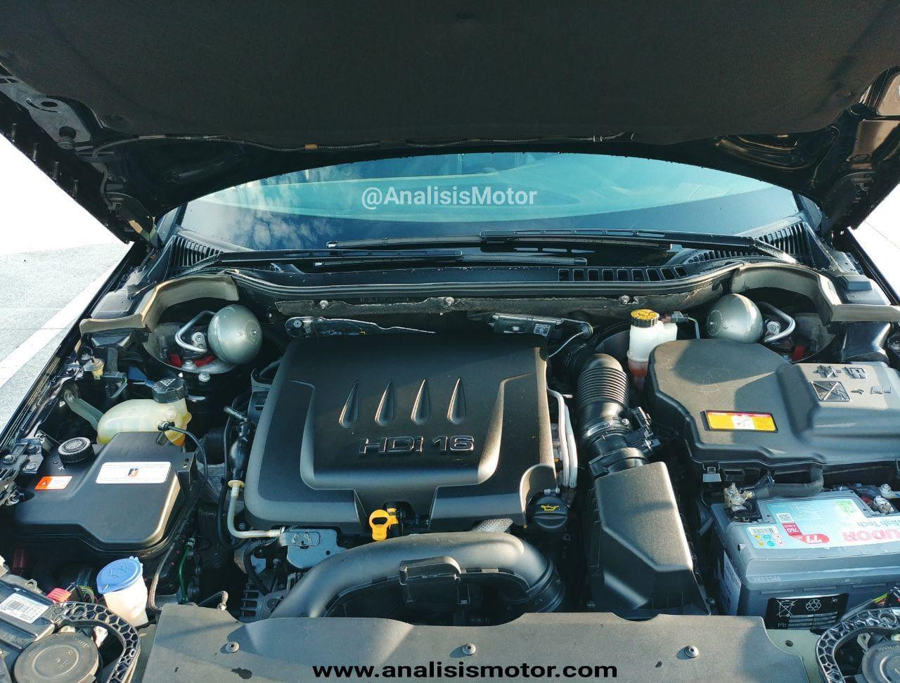 Motor Citröen C5 2.2 HDI