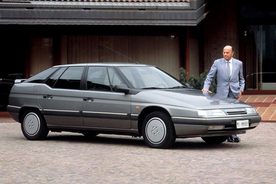 Citröen XM 1989