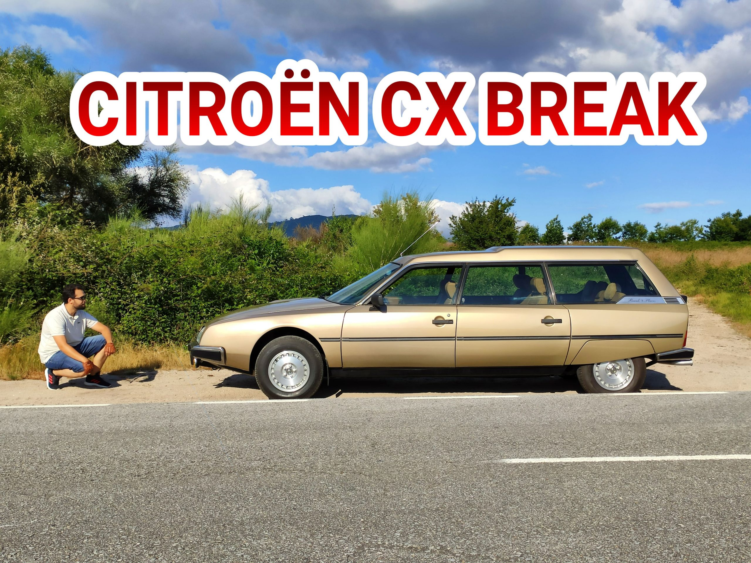 Citröen CX Break: prueba, test, interior, motor, exterior